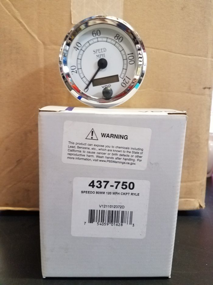 VDO 437-750 Speedometer